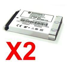 Lot Of 2 Oem Motorola Nextel Snn5705 Snn5705C Battery For I560 I730 I860 i355