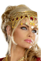 Dreamgirl womens adult gold goddess headpiece