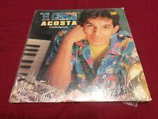 EL CHECO ACOSTA 11 EXITOS ORIGINALES 1991  LP