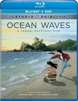 Ocean Waves [New Blu-ray] With DVD, 2 Pack, Slipsleeve Packaging, Snap Case