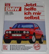 Reparaturanleitung BMW 316 / 316i / 318i / 318is - 3er E30 Vierzylinder ab 1982