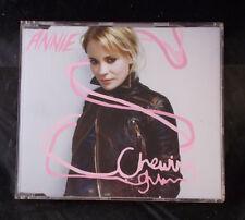Annie - Chewing Gum - CD Single - Australia
