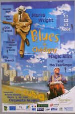 "Affiche ""Blues In Chédigny"""