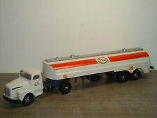 Scania Vabis Petrol Tanker Esso - JUE Brazil 1:50 *39761
