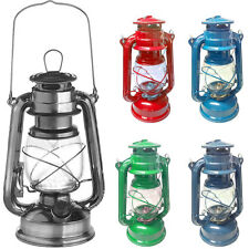 Hurricane Storm Lantern Light Oil Parafin Camping Lamp