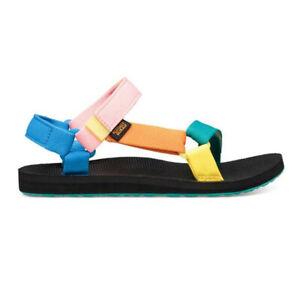 Teva Womens Original Universal Walking Shoes Sandals Multicoloured Sports