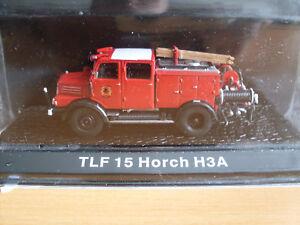 Tlf 15 Horch H3A Feuerwehrmodell 1:72, Atlas Modèle Magazine
