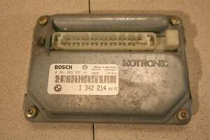 BMW R850R Typ 259 CDI, Motronic, Steuergerät