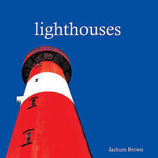Lighthouses, Brown, Jackum, Excellent Book