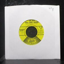 "Johnny Bond - The Man Who Comes Around 7"" VG+ Vinyl 45 Starday 721 USA 1965"