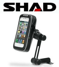 Supporto GPS Smartphone Iphone GSM SHAD Moto Scooter 7 x 13 Casa telefono NUOVO