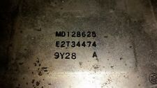 USED MD128625 1990 ONLY MITSUBISHI ECLIPSE EAGLE TALON 2.0L TURBO MANUAL ECU/ECM