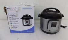 Instant Pot IP-DUO60 6-Quart Microprocessor Controlled Pressure Cooker EXCELLENT