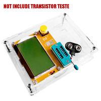 LCR-T4 Mega328 Transistor Tester Triode Capacity Meter MOS NPN Shell Kit Set