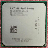 AMD A8-6600K 3.9GHz Quad Core Socket FM2 Processor GPU CPU