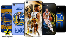 Stephen Curry - Case Cover iPhone 5 6 7 8 X XS 11 12 - Golden Basketball