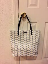 KATE SPADE Polar Bear Cold Comforts Bon Shopper Daycation Tote Shoulder Bag NWT