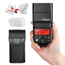 Flashes Godox pour appareil photo et caméscope TTL