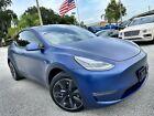 2020 Tesla Model Y MODEL Y FULL SELF DRIVING LONG RANGE PREMIUM WHITE FULL SELF DRIVING LONG RANGE PREMIUM WHITE INTERIOR*CARFAX CERT*WE FINANCE*WARR