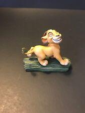 Walt Disney Lion King Ceramic Ornament Simba Hakuna Matata Classics Collection