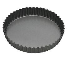 NEW MasterCraft Loose Base Flan/Quiche Pan 23cm