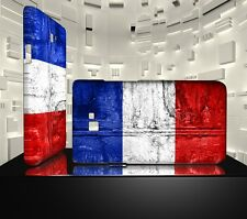 Coque Rigide pour Galaxy S2 Drapeau FRANCE 07