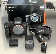 Sony Alpha a7R II 42.4MP Digital Camera - Black (Body Only) a7RII a7R2 2