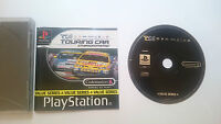 TOCA TOURING CAR CHAMPIONSHIP PLAYSTATION 1 PS1 PSONE PSX.PAL UK