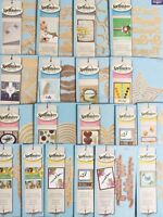 Spellbinders Die Cuts & Embossing LOT to pick from