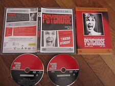 Psychose de Alfred Hitchcock avec Anthony Perkins, collector 2DVD, Horreur