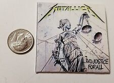 Miniature record Barbie 1/6  Playscale  Metallica Action Figure Justice Album