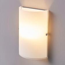 Wandleuchte halbrund Wandlampe beidseitig Dekoleuchte Flurlampe Wandbeleuchtung