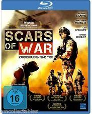 Blu-Ray - Scars de War - Kriegsnarben Sont Profond - Neuf/Emballé