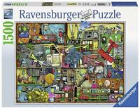 Ravensburger Colin Thompson – Puzzle 1500 pièces - Cling, Clang, Clatter