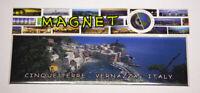 Vernazza, Cinque Terre  Italy, Photo, Image, Fridge Magnet, Souvenir.