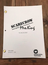 """Scarecrow and Mrs. King TV show script - """"You Only Die Twice"""""""