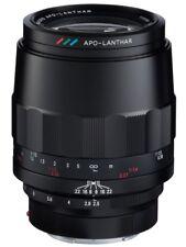 Voigt Pays Macro APO-Lanthar 110 Mm 110 mm 2,5 2.5 pour Sony E-Mount revendeur