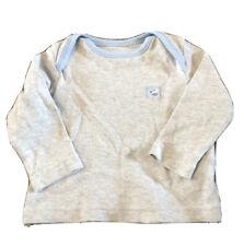 Boys 0-3 Months long sleeve Tshirt Top
