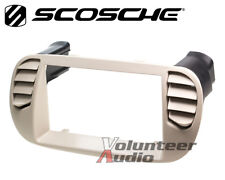 Scosche Pearl White Car Stereo Dash Installation Kit For Fiat 500