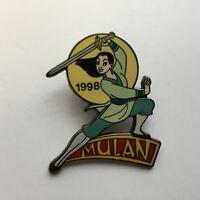 Willabee & Ward - #35 Mulan Disney Pin 59886