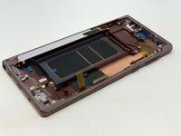 Samsung Galaxy Note 9 SM-N960U LCD Touch Screen Digitizer with Frame Purple N960