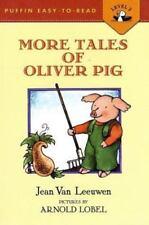 More Tales of Oliver Pig: Level 2 (Oliver and Amanda)
