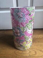 Lilly Pultizer For Target Glass Vase