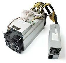 Antminer s9 13.5th/s Used In Great Condition!! Power Supplies Included!