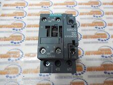 3RT2027-1AV60 -- CONTACTOR, AC-3, 15KW/400V,  AC 480V 60HZ, 3-POLE
