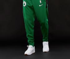 Nike NBA Boston Celtics Therma Flex Showtime Tearaway Green Pants Size L-Tall