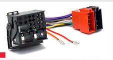 CARAV 12-124 Autoradio Adapterkabel ISO für MERCEDES-BENZ / OPEL