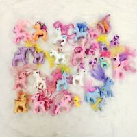Lot of 25+ My Little Pony Ponies Mostly G3 Silverglow Whistle Wishes Hasbro