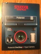 Polaroid Originals OneStep2 VF Stranger Things Edition Camera BRAND NEW