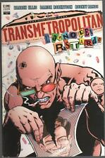 TRANSMETROPOLITAN TP 4 PLAY PRESS DC COMICS VERTIGO WARREN ELLIS